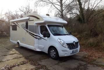Wohnmobil mieten in Hettstedt von privat | Ahorn Canada TE PLUS Miss Maple