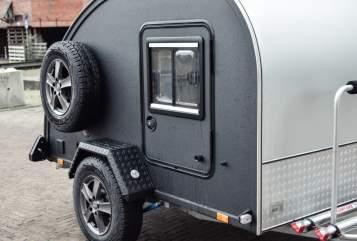 Wohnmobil mieten in Herne von privat | SIA Kulba Kulba Teardrop