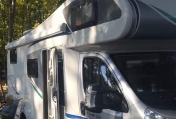 Wohnmobil mieten in Dortmund von privat | Chausson Riva