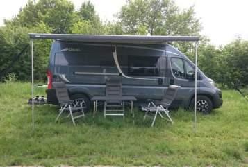 Wohnmobil mieten in Münster von privat | Pössl Pössl-Express