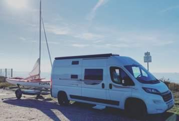 Wohnmobil mieten in Bremen von privat | Rollerteam  Vanlife