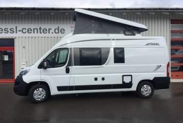 Wohnmobil mieten in Sindelfingen von privat | Pössel Kastenwagen-Juv