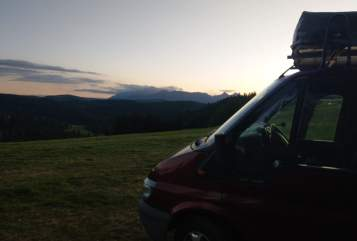 Wohnmobil mieten in Bielefeld von privat | Ford  Toni Montana