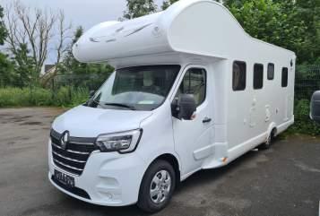 Wohnmobil mieten in Essen von privat | Ahorn Modell 2020 (ganz neues Renault Chassis) Dream Canada