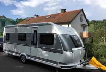 Wohnmobil mieten in Stuttgart von privat | Hobby Hobby