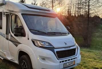 Wohnmobil mieten in Dresden von privat | Knaus Mobi (Knaus)