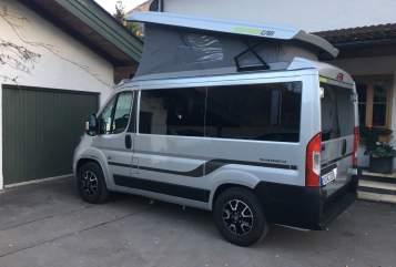 Wohnmobil mieten in Maitenbeth von privat | Hymer WeMo
