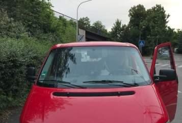 Wohnmobil mieten in Löwenstein von privat | VW Roter Blitz