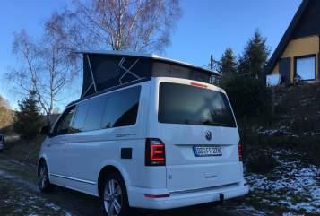 Wohnmobil mieten in Dresden von privat | VW Cali