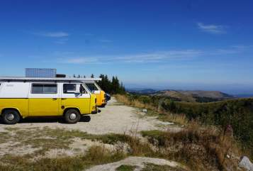 Wohnmobil mieten in Neschwitz von privat   VW Benno