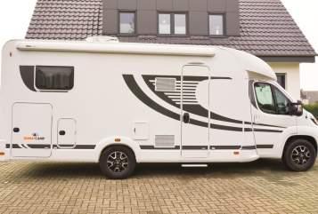 Wohnmobil mieten in Belm von privat | Soma Camp Fischermansrent