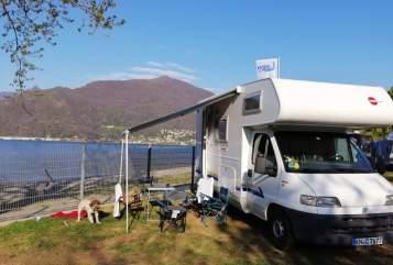 Wohnmobil mieten in Steißlingen von privat | Fiat Hannes