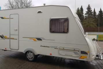 Wohnmobil mieten in Gönnebek von privat | Sterckemann  Hugo