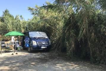 Wohnmobil mieten in Witten von privat | Ford  Bernd Camper