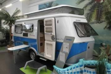 Wohnmobil mieten in Bocholt von privat | Hymer Eriba Henri