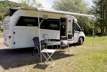 Wohnmobil mieten in Bad Neuenahr-Ahrweiler von privat   Hobby Foxi