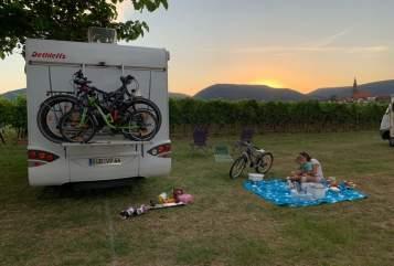 Wohnmobil mieten in Geisenheim von privat | Dethleffs  Didi