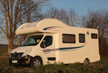Wohnmobil mieten in Ried von privat | Ahorn A683 Ahorn A683