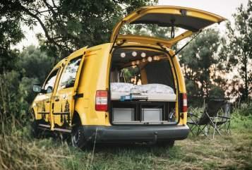 Wohnmobil mieten in Dresden von privat | Volkswagen Christel