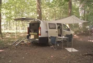 Wohnmobil mieten in Duisburg von privat | Peugeot Minni.Max