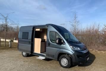 Wohnmobil mieten in Hallbergmoos von privat | Clever Clever Tour 540