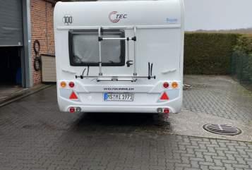 Wohnmobil mieten in Münster von privat   TEC Weltbummler
