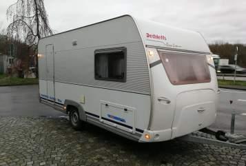 Wohnmobil mieten in Ruppichteroth von privat | Dethleffs  Familie