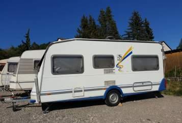 Wohnmobil mieten in Montabaur von privat | Knaus  Klaus