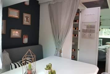 Wohnmobil mieten in Neuenhagen bei Berlin von privat | Adria Lou´s Reise