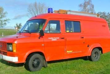 Wohnmobil mieten in Neumünster von privat   Ford Ulla