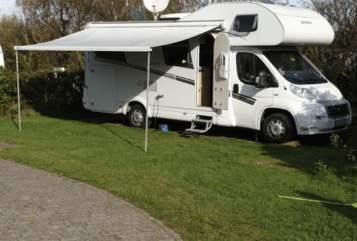 Wohnmobil mieten in Itzstedt von privat | Dethleffs Steini-Mobil
