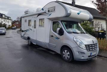 Wohnmobil mieten in Moers von privat | Rimor PD-Camper (AHK)