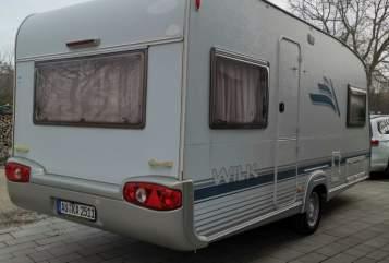 Wohnmobil mieten in Burghausen von privat | Knaus Wilk