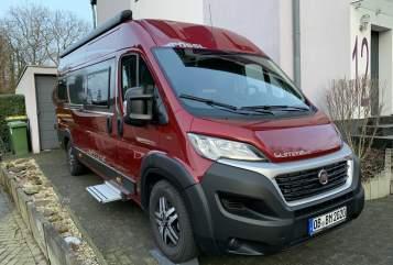 Wohnmobil mieten in Oberhausen von privat | Pössl bed-mobil