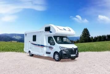 Wohnmobil mieten in Hemmingen von privat | Ahorn Chiemsee