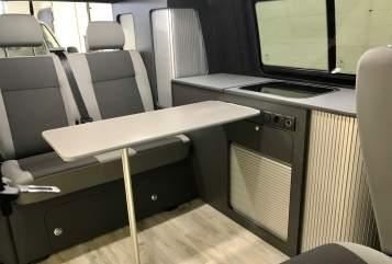 Wohnmobil mieten in Hannover von privat | Volkswagen  CamperCult
