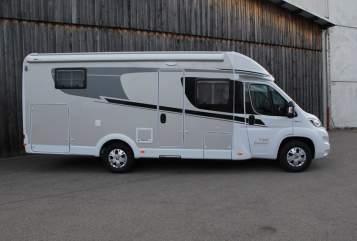 Wohnmobil mieten in Heppenheim von privat | Carado Carado T448