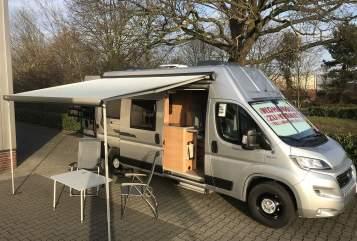 Wohnmobil mieten in Gronau von privat   Weinsberg CaraTour 600 DQ