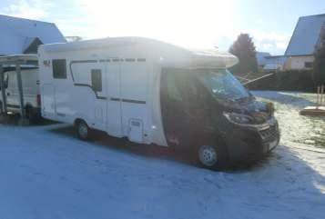 Wohnmobil mieten in Königsmoos von privat | Bela Easy BELA