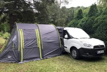 Wohnmobil mieten in Groß-Bieberau von privat   Fiat Kurti