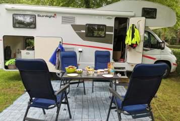 Wohnmobil mieten in Pilsach von privat   Sunlight  Sunny*NEU*
