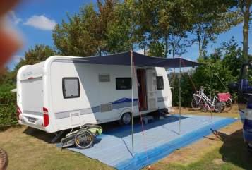 Wohnmobil mieten in Viersen von privat | Hobby Hobby