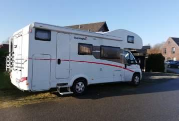 Wohnmobil mieten in Sörup von privat | Capron Arne