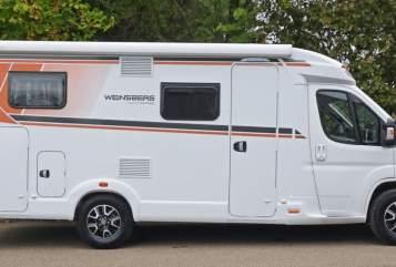 Wohnmobil mieten in Buchloe von privat | Weinsberg Pepper