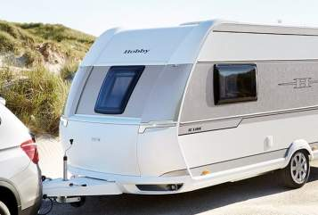 Wohnmobil mieten in Ilmenau von privat | Hobby Mario's Camper