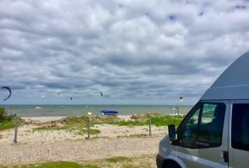 Wohnmobil mieten in Hamburg von privat | Ford Nugget Elbcoast Camper