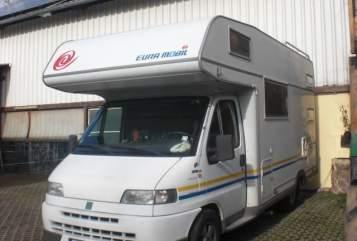 Wohnmobil mieten in Bad Camberg von privat   Eura Mobil URSULA
