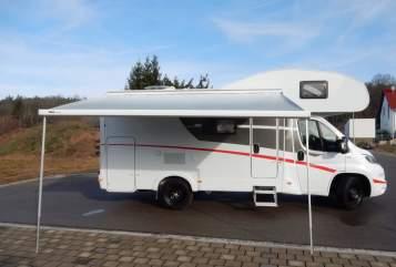 Wohnmobil mieten in Büchenbach von privat | Sunlight Sunny