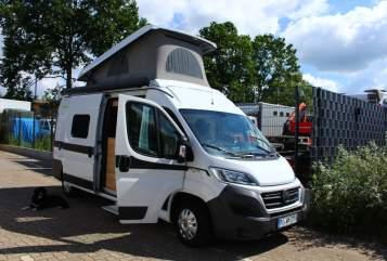 Wohnmobil mieten in Quickborn von privat   Hymercar Yosy