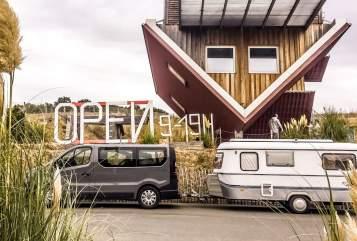 Wohnmobil mieten in Ingolstadt von privat | Eriba touring Troll